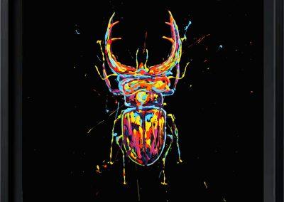 arnaudflow-scarabee-40-x-40-cm