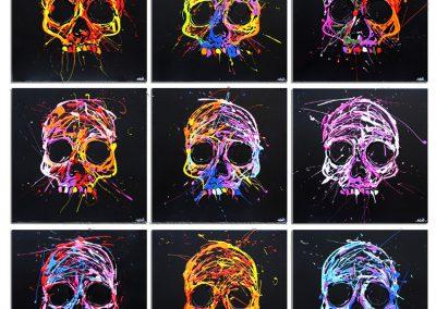 arnaudflow-skulls-9-x-40-x-40-cm