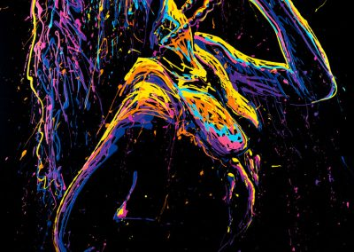 arnaudflow-burning-130-x-100-cm